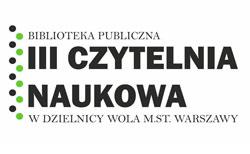 Logo III Czytelnia Naukowej