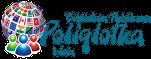 Logo biblioteki Poliglotka