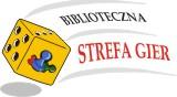 Logo biblioteki na Staszica