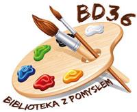 Logo biblioteki na Żytniej