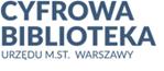 logo cyfrowej biblioteki urzędu m.st. warszawy