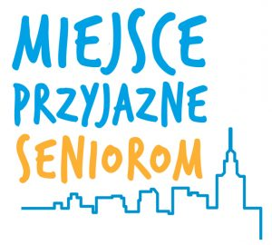 Logo - Miejsce Przyjazne Seniorom